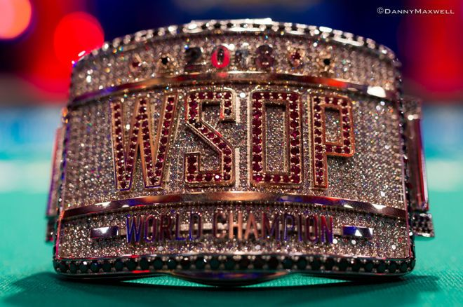The WSOP Main Event champion earns a place in history.