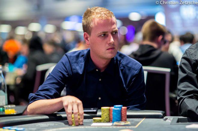 Freek Scholten bij laatste 38 spelers op derde dag van WSOP Online Main Event