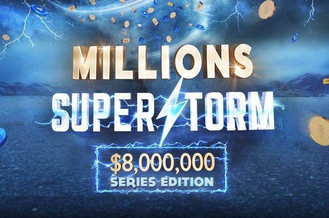 Superstorm di 888poker
