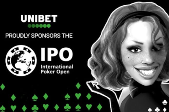 Evento principal de Unibet IPO Dublin