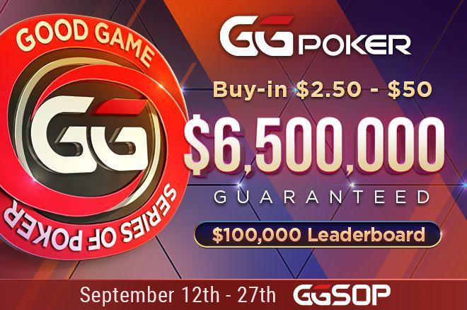 GG Series Of Poker