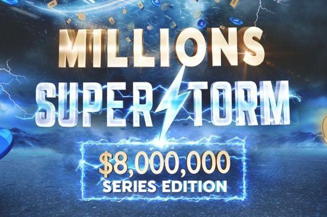 888poker Millions Superstorm
