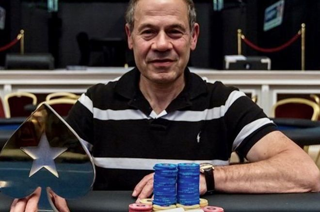 Isai Scheinberg played a pivotal role in poker's boom years.