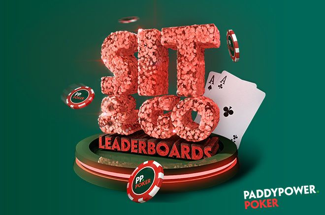 Paddy Power Sit & Go Leaderboards
