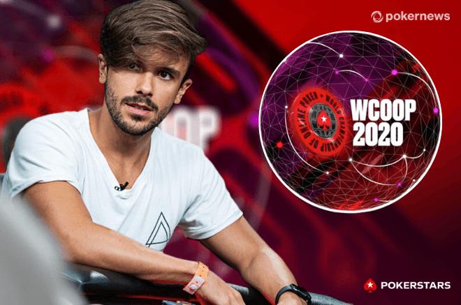 Vitória de Yuri Martins no US$ 5.200 Sunday Slam do WCOOP [Cartas Reveladas]