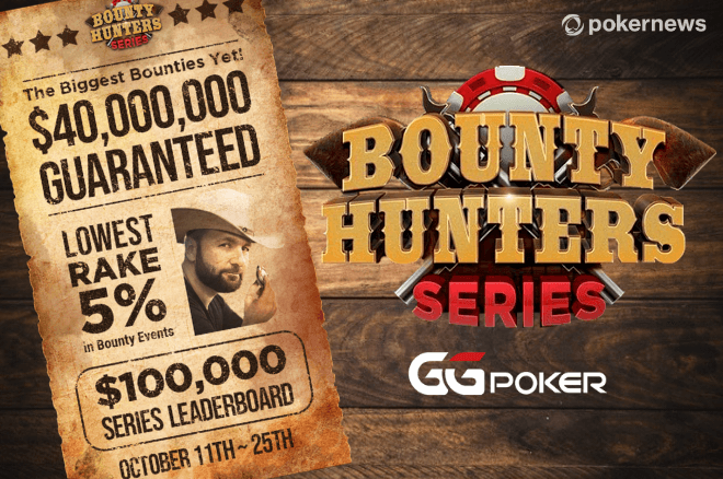 Bounty Hunters Series na GGPoker