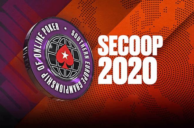 SECOOP 2020 na PokerStars Portugal