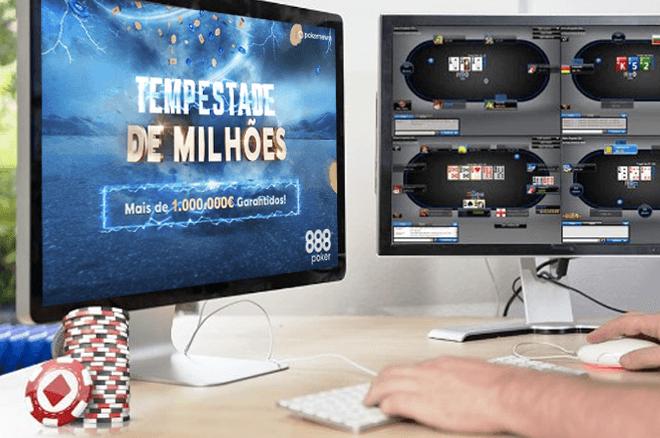 'MikePR' vence Tempestade de Milhões Main Event em mesa final com 4 portugueses