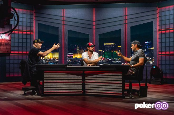 PokerGO High Stakes Duel