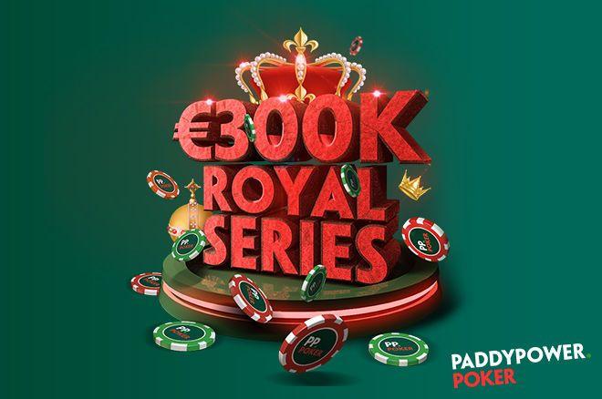 Paddy Power Poker Royal Majesty Series