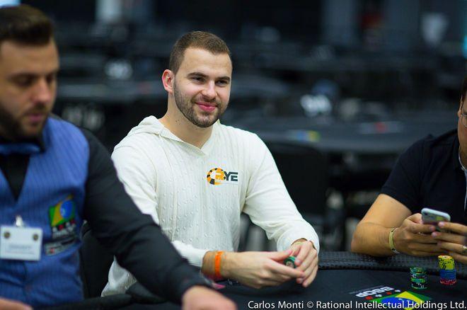 Renan Bruschi campeão na Bounty Builder Series do PokerStars