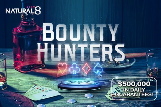 Successful Start for the Bounty Hunter Tournament Series on Natural8