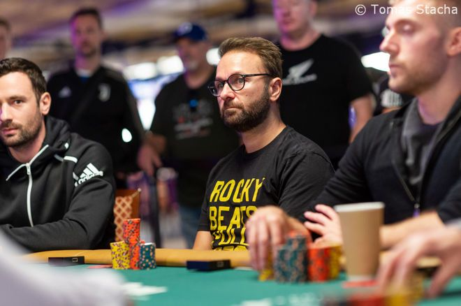 "In a recent podcast appearance Daniel Negreanu stated he ""didn't give a crap"" about players using a virtual private network"