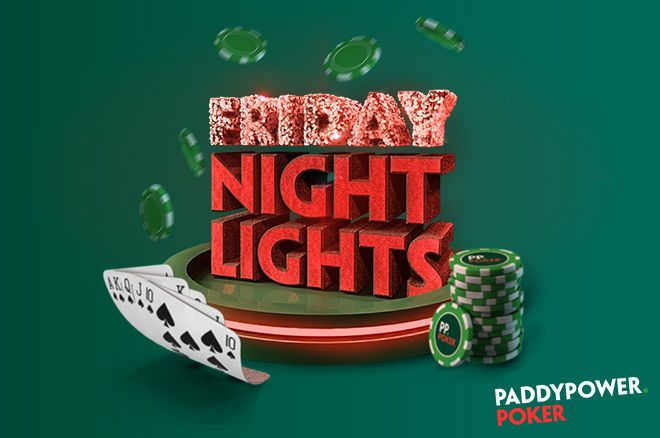 Lampu Malam Jumat Paddy Power Poker