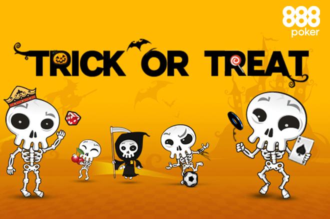 Promoção de Halloween do 888poker
