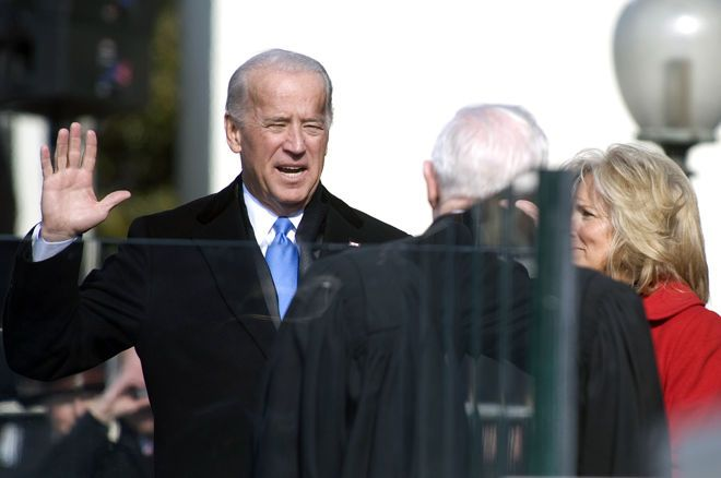 Would Joe Biden help the cause of online poker?