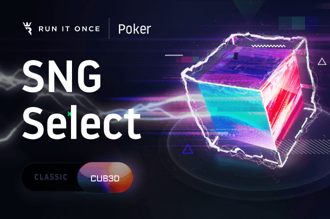Run It Once Poker SNG Select