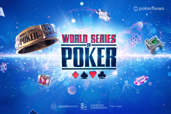 WSOP Free Poker Game Launches 1m Free Chips Promotion