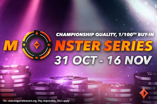 Monster Series at partypoker