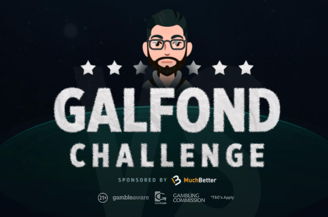 Phil Galfond is in a hole against Chance Kornuth.