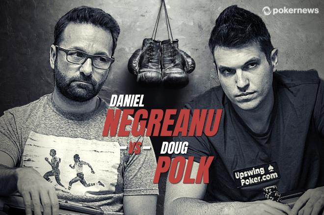 Desafio heads-up Daniel Negreanu vs Doug Polk