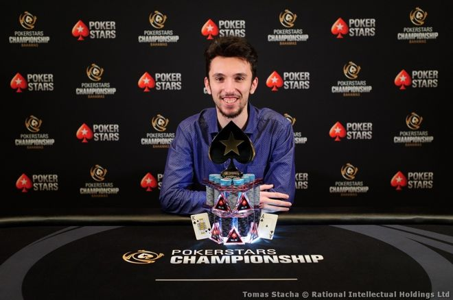 David Laka Wins First-ever EPT Online Trophy
