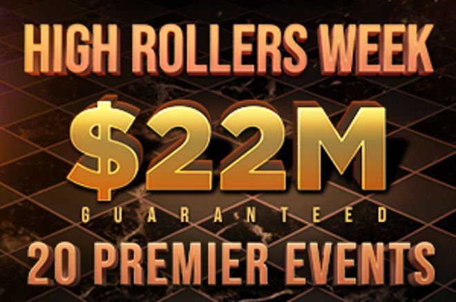 High Rollers Week di GGPoker