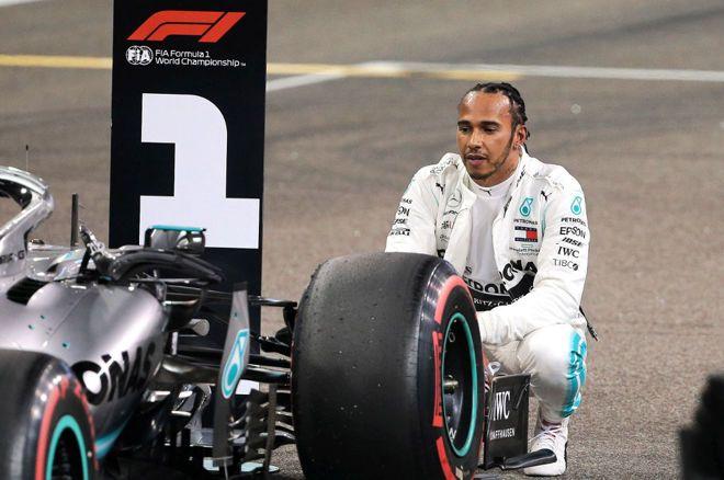 Lewis Hamilton GGPoker
