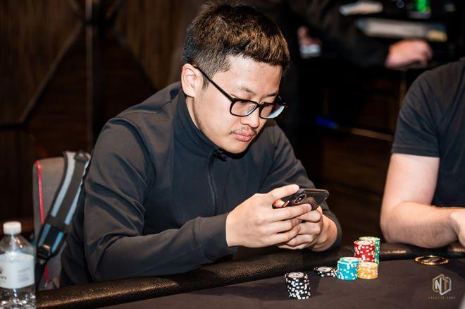 David Yan GGPoker HRW Super MILLION$ Final Table
