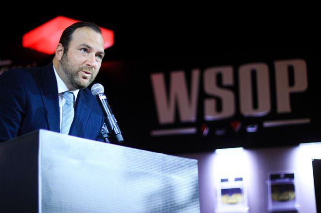 WSOP Executive Director Ty Stewart