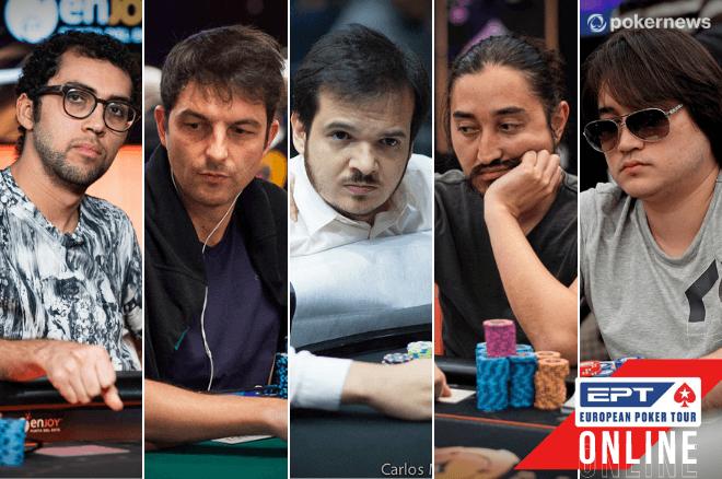 Rafael Moraes, Ênio Bozzano, Will Arruda, Rodrigo Seiji & Dante Goya