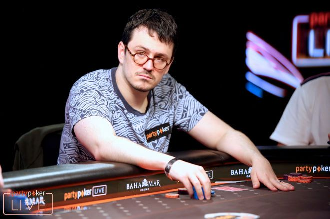 Isaac Haxton partypoker Caribbean Poker Party