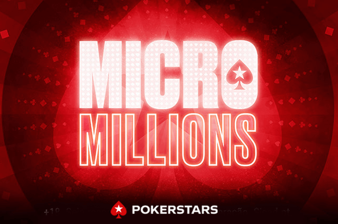 MicroMillions do PokerStars