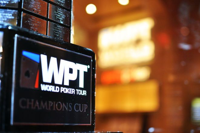 WPT Champions Cup will add a couple of names in the coming months.