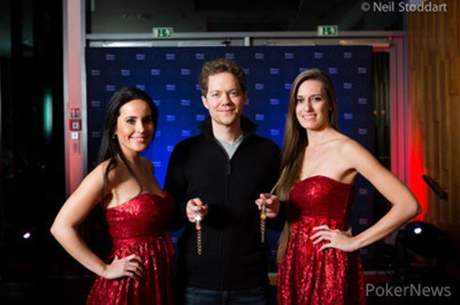 """WhatIfGod' wint EPT Online Main Event"