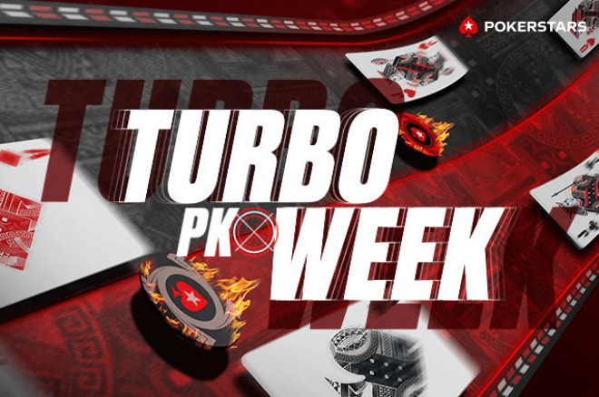 Turbo PKO Week da PokerStars Portugal