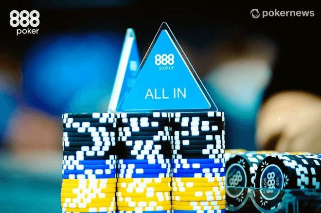 Mega Freeroll de €5.500 na 888poker - HOJE às 19:00!