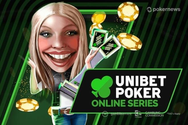 GTD Unibet Online Series X senilai € 1 juta akan berlangsung hingga 13 Desember