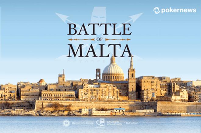 Battle of Malta at GGPoker