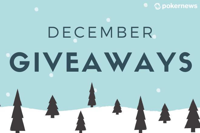 December Giveaway