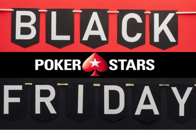 PokerStars Black Friday Deal