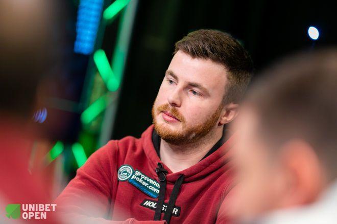 Jamie Nixon Unibet Poker