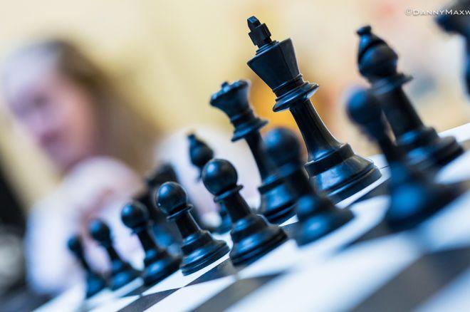 Chess and Poker The Queen's Gambit Jennifer Shahade