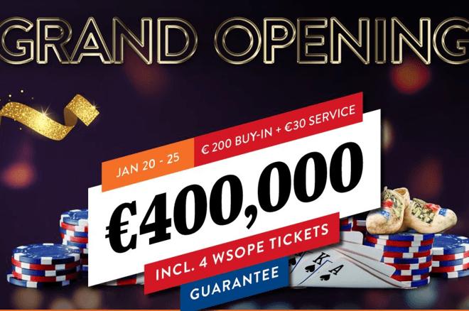 Schema Dutch Classics Grand Opening in King's Casino aangekondigd, begint op 20 januari