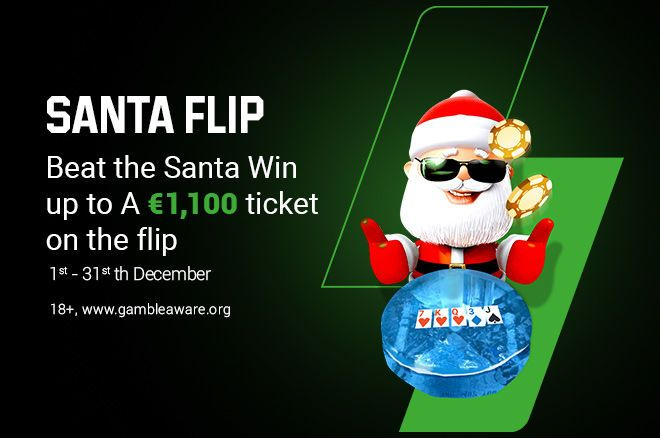 Unibet Poker Xmas promotions