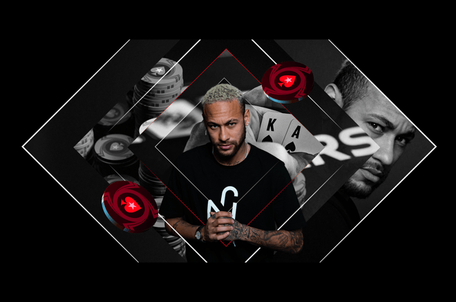 Neymar PokerStars Partnership