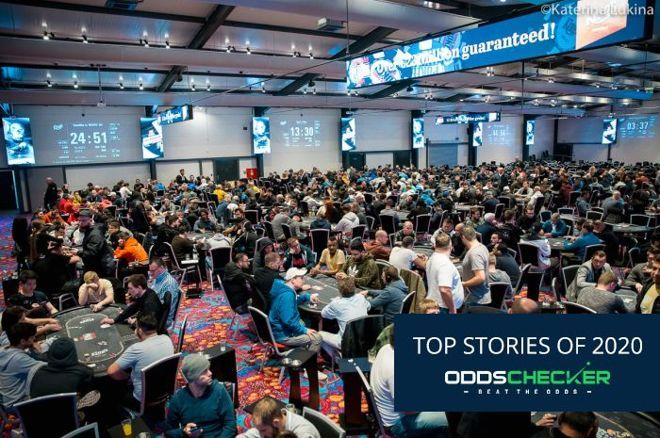 PokerNews how COVID-19 has affected both the live and online poker industry. Check out the #1 Top Story of 2020