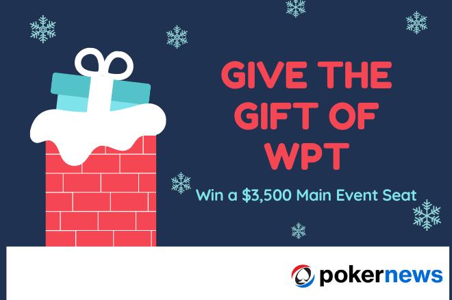 PokerNews #GiveWPT Giveaway