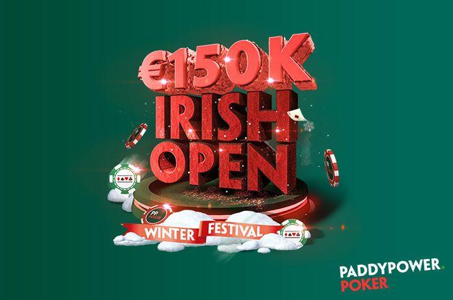 Paddy Power Poker Irish Open Winter Festival
