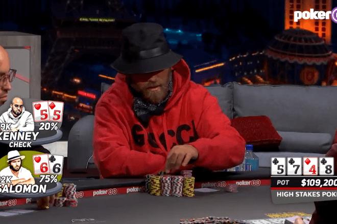 Kenney Salomon High Stakes Poker